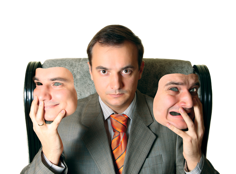 Personaggi in cerca di una maschera by @tantipensieri gueststar on twitter