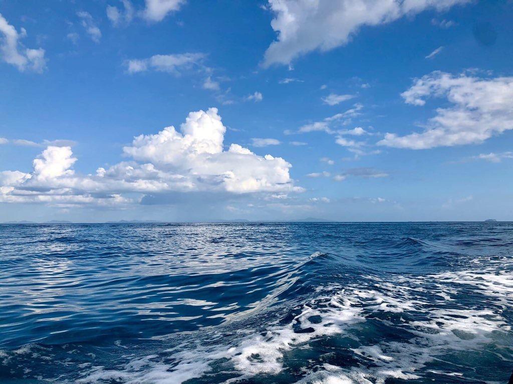 L'incontenibile respiro del mare